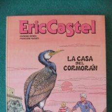 Cómics: ERIC CASTEL Nº 12 LA CASA DEL CORMORAN GRIJALBO. Lote 117711047