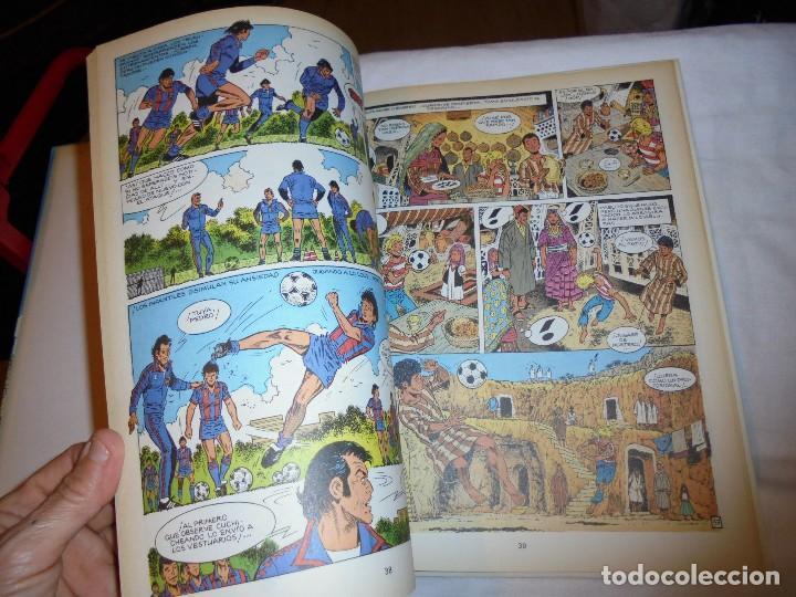 Cómics: AVENTURA EN TUNEZ.ERIC CASTEL.FRANCOIS HUGUES.EDICIONES.RAYMOND REDING. JUNIOR 1989 - Foto 4 - 146047790