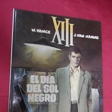 Cómics: XIII. Nº 1. EL DIA DEL SOL NEGRO. GRIJALBO. 1987 . Lote 117952643