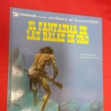 Cómics - BLUEBERRY. Nº 2. EL FANTASMA DE LAS BALAS DE ORO. GRIJALBO. DARGAUD - 117957175