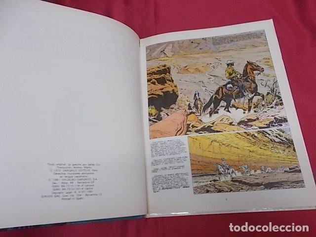 Cómics: BLUEBERRY. Nº 2. EL FANTASMA DE LAS BALAS DE ORO. GRIJALBO. DARGAUD - Foto 2 - 117957175