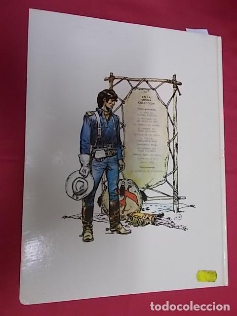 Cómics: BLUEBERRY. Nº 2. EL FANTASMA DE LAS BALAS DE ORO. GRIJALBO. DARGAUD - Foto 7 - 117957175