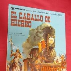 Comics: BLUEBERRY. Nº 3. EL CABALLO DE HIERRO. GRIJALBO. DARGAUD. Lote 117957347