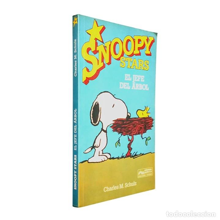 SNOOPY STARS Nº 9 / EL JEFE DEL ARBOL ( EDICION RUSTICA ) CHARLES M. SCHULZ (Tebeos y Comics - Grijalbo - Otros)