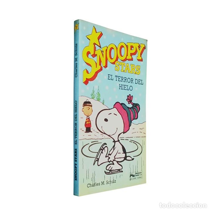 SNOOPY STARS Nº 3 / EL TERROR DEL HIELO ( EDICION RUSTICA) CHARLES M. SCHULZ (Tebeos y Comics - Grijalbo - Otros)