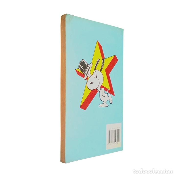 Cómics: Snoopy Stars Nº 3 / El Terror del Hielo ( Edicion Rustica) Charles M. Schulz - Foto 2 - 49359038