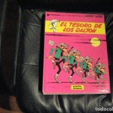 Cómics: LUCKY LUKE - NÚMERO 19 - EL TESORO DE LOS DALTON - GRIJALBO. Lote 118091663