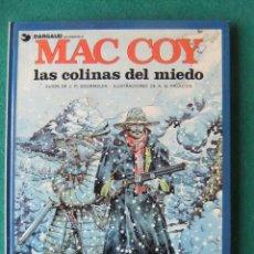 Cómics: MAC COY Nº 13 LAS COLINAS DEL MIEDO GRIJALBO/DARGAUD . Lote 118133951