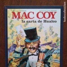 Cómics: MAC COY LA CARTA DE HUALCO. Lote 118295671