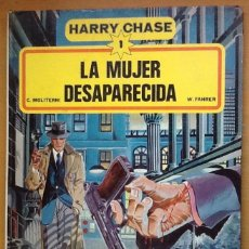 Cómics: HARRY CHASE N.1. Lote 118431067