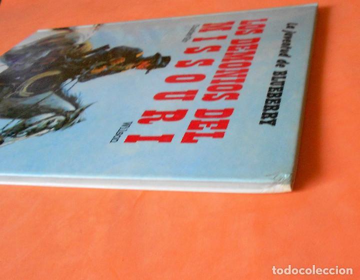 Cómics: BLUEBERRY. LA JUVENTUD DE BLUEBERRY. CHARLIER & GIR & WILSON. TRES VOLUMENES. BUEN ESTADO. - Foto 3 - 118484487