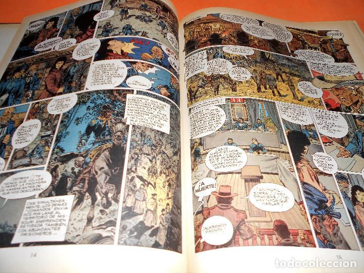 Cómics: BLUEBERRY. LA JUVENTUD DE BLUEBERRY. CHARLIER & GIR & WILSON. TRES VOLUMENES. BUEN ESTADO. - Foto 5 - 118484487