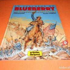 Cómics: BLUEBERRY. LA JUVENTUD DE BLUEBERRY. LA SOLUCION PINKERTON. CORTEGGIANI & BLANC-DUMONT. BUEN ESTADO. Lote 118486119