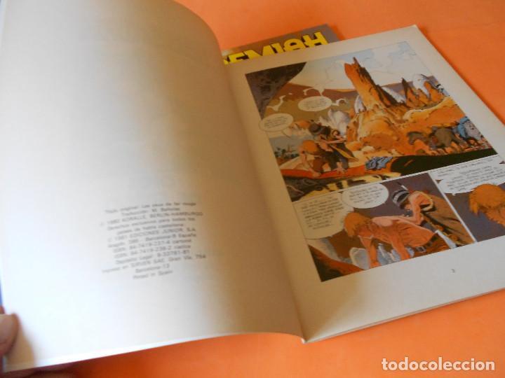 Cómics: JEREMIAH. TRES VOLUMENES. Nº 3,4(1ª edicion rústica) Y 5 (cartoné). HERMANN. BUEN ESTADO. - Foto 4 - 118530671