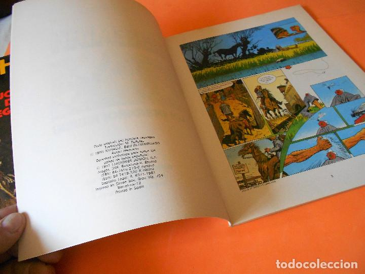 Cómics: JEREMIAH. TRES VOLUMENES. Nº 3,4(1ª edicion rústica) Y 5 (cartoné). HERMANN. BUEN ESTADO. - Foto 5 - 118530671