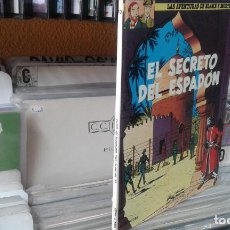 Cómics: EL SECRETO DEL ESPADON. 2ª PART LAS AVENTURAS DE BLAKE Y MORTIMER. Nº 10.EDICIONES JUNIOR. . Lote 118566071