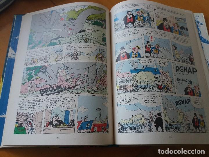 Cómics: El viajero del Mesozoico. Spirou y Fantasio. Junior Grijalbo. Franquin. - Foto 4 - 118568863