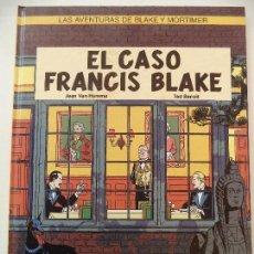 Cómics: EL CASO FRANCIS BLAKE-GRIJALBO,TAPA DURA. BUEN ESTADO. Lote 118827199