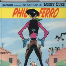 Cómics: LUCKY LUKE Nº44. PHIL FERRO. GRIJALBO 1991. Lote 118866019