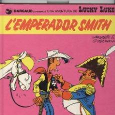Cómics: LUCKY LUKE Nº1. L'EMPERADOR SMITH. GRIJALBO 1991. Lote 118866183