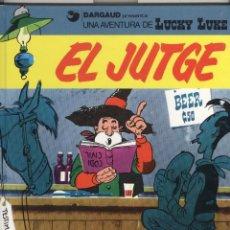 Cómics: LUCKY LUKE Nº36. EL JUTGE. GRIJALBO 1990. Lote 118866375