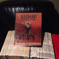 Cómics: BLUEBERRY - 54 NÚMEROS - COMPLETA - GRIJALBO / NORMA. Lote 119044407
