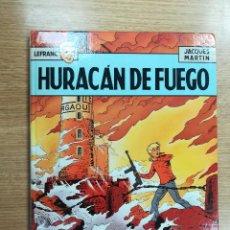 Cómics: LEFRANC #2 HURACAN DE FUEGO. Lote 119058858