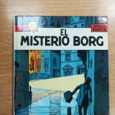 Cómics: LEFRANC #3 EL MISTERIO BORG. Lote 119058862