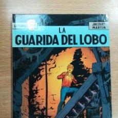 Cómics: LEFRANC #4 LAGUARIDA DEL LOBO. Lote 119058866