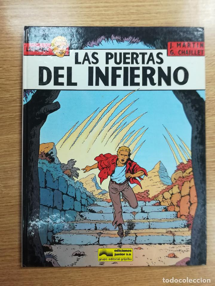 LEFRANC #5 LAS PUERTAS DEL INFIERNO (Tebeos y Comics - Grijalbo - Lefranc)
