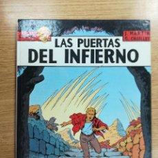 Cómics: LEFRANC #5 LAS PUERTAS DEL INFIERNO. Lote 119058870