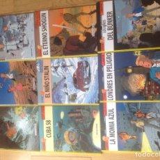 Fumetti: 26 TÍTULOS DE LA COLECCIÓN LEFRANC DE NET2COM, COMPLETAMENTE NUEVOS Y CUADERNO DE LA EDITORIAL. Lote 119544187