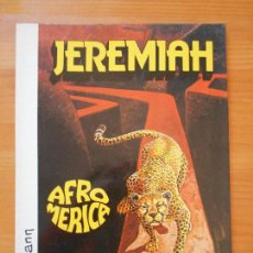 Comics : JEREMIAH Nº 7 - AFROMERICA - HERMANN - GRIJALBO (U1). Lote 119604683