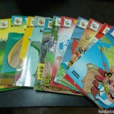 Cómics: LOTE DE 13 TOMOS DE ASTERIX, EDICIÓN 1996. Lote 119950655