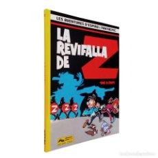 Cómics: LA REVIFALLA DE Z / SPIROU Y FANTASIO / ESPIRÚ I FANTÀSTIC Nº 23 (CATALÀ) 1990 TOME & JANRY. Lote 120299391