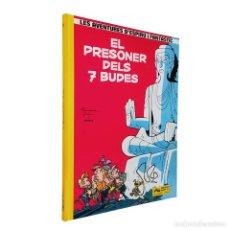 Cómics: EL PRESONER DELS 7 BUDES / SPIROU Y FANTASIO / ESPIRÚ I FANTÀSTIC Nº 12 (CATALÀ) 1990 FRANQUIN. Lote 120302051