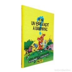 Cómics: HI HA UN BRUIXOT A XAMPINYAC / SPIROU Y FANTASIO / ESPIRÚ I FANTÀSTIC Nº 1 (CATALÀ) 1993 FRANQUIN. Lote 120305379