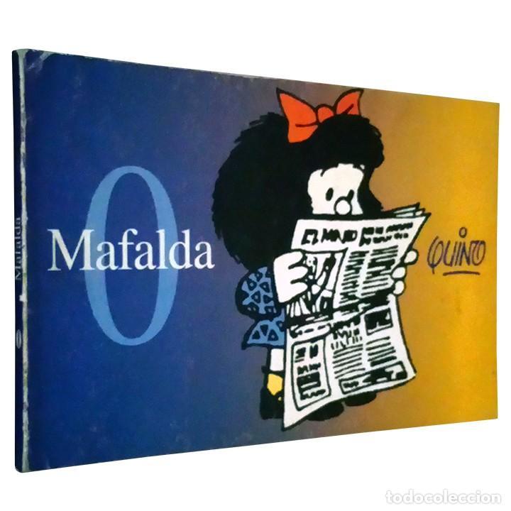 MAFALDA Nº 0 / LUMEN 1990 (TIRAS DE PRENSA EDICION RUSTICA) QUINO (Tebeos y Comics - Grijalbo - Otros)