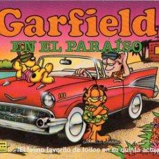 Cómics: JIM DAVIS : GARFIELD EN EL PARAÍSO (1991). Lote 120544167