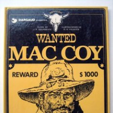 Cómics: MAC COY. NÚMERO 5. WANTED. Lote 120577711