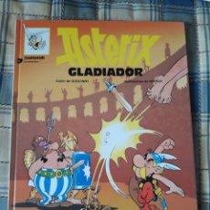 Cómics: ASTERIX GLADIADOR.. Lote 120965218