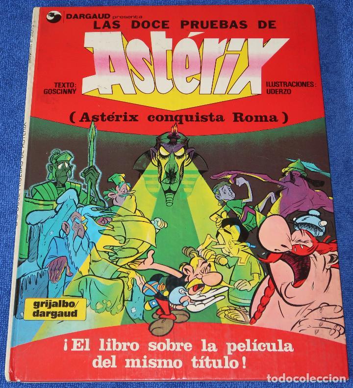 Las Doce Pruebas De Astreix - Asterix Y Obelix