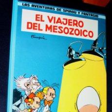 Cómics: LAS AVENTURAS DE SPIROU Y FANTASIO Nº11 : EL VIAJERO DEL MESOZOICO (FRANQUÍN). Lote 121164935