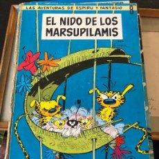 Comics: LAS AVENTURAS DE ESPIRU Y FANTASIO Nº 8 JAMES LIBROS. Lote 121166675