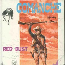 Cómics: RED DUST . Lote 121168503