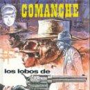 Cómics: LOS LOBOS DE WYOMING. Lote 121168763