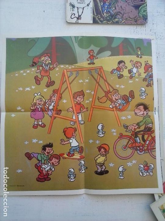 Cómics: SPIROU ARDILLA Nº 2,4,5,11,12,13,15,29,31,48,67 CON TAPAS DEL COLECIONABLE ,POSTERS, COLECIONABLES - Foto 14 - 121218347