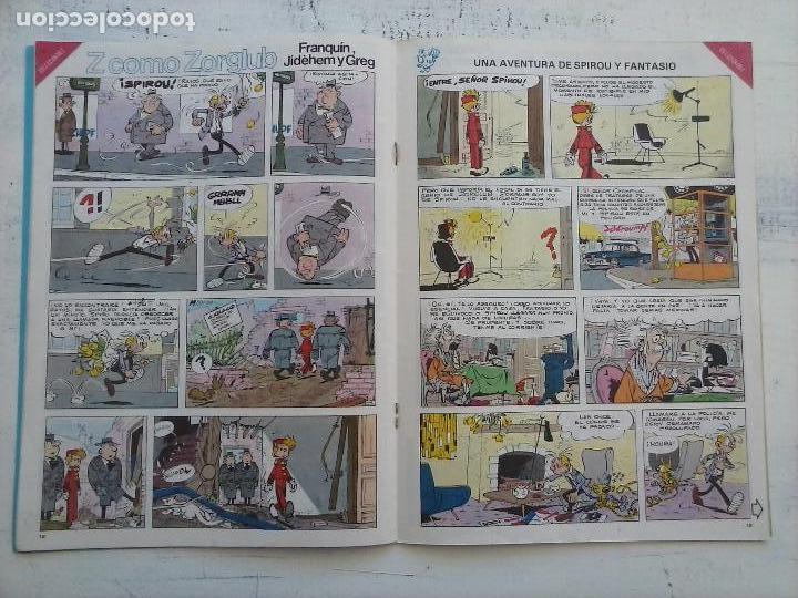 Cómics: SPIROU ARDILLA Nº 2,4,5,11,12,13,15,29,31,48,67 CON TAPAS DEL COLECIONABLE ,POSTERS, COLECIONABLES - Foto 16 - 121218347