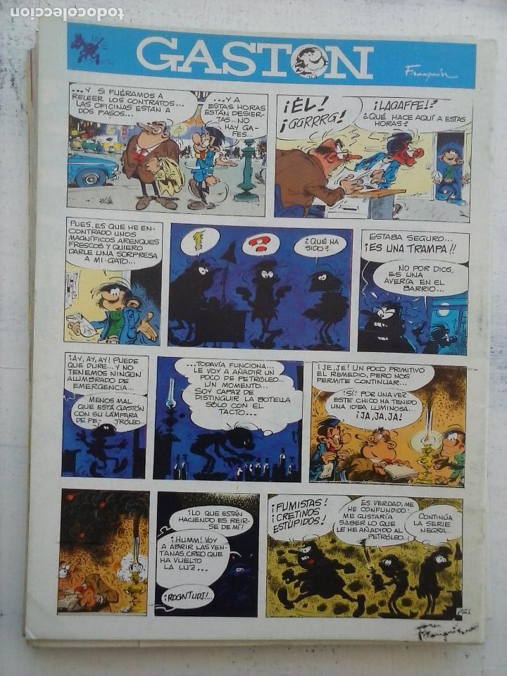 Cómics: SPIROU ARDILLA Nº 2,4,5,11,12,13,15,29,31,48,67 CON TAPAS DEL COLECIONABLE ,POSTERS, COLECIONABLES - Foto 20 - 121218347