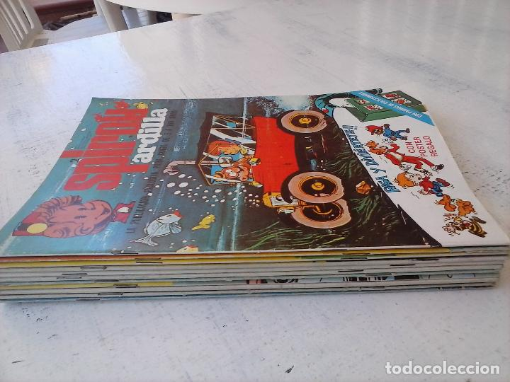 Cómics: SPIROU ARDILLA Nº 2,4,5,11,12,13,15,29,31,48,67 CON TAPAS DEL COLECIONABLE ,POSTERS, COLECIONABLES - Foto 29 - 121218347
